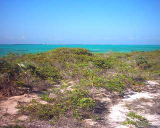 Platico Point oceanfront lot, Middle Caicos for sale