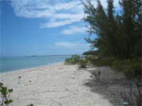 Middle Caicos beach cottage for sale
