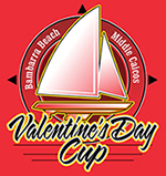 Middle Caicos Valentine's Day Model Sailboat Races